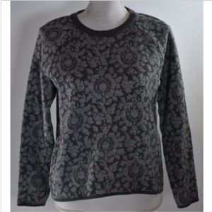 Lou & Grey women's top shirt sweatshirt size small